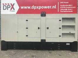 generator Scania DC16 - 660 kVA Generator - DPX-17954 2020