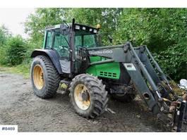 standaard tractor landbouw Valtra 6400 Turbo w / Quicke 660 loader 1998