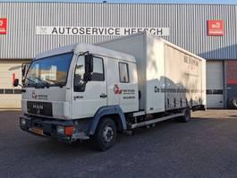 bakwagen vrachtwagen > 7.5 t MAN 12LL DUBBELE CABINE MANUEL 2000