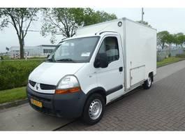 koelwagen bestelwagen Renault MASTER 2.5 dci frigo!  export 2010