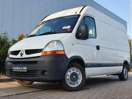 gesloten bestelwagen Renault MASTER 2007