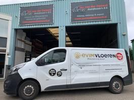 gesloten bestelwagen Opel VIVARO-B 1.6 DCI Lang Airco 2014