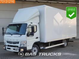 bakwagen vrachtwagen > 7.5 t Mitsubishi Canter Fuso 7C15 4X2 Ladebordwand 2015
