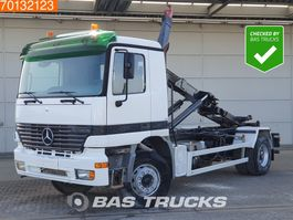 containersysteem vrachtwagen Mercedes Benz Actros 1835 4X2 Manual Big-Axel Steelsuspension Euro 2 1998