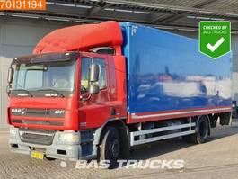 bakwagen vrachtwagen > 7.5 t DAF CF75.250 4X2 Euro 5 2009