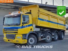kipper vrachtwagen > 7.5 t Ginaf X 4345TS 8X6 Manual Big-Axle Euro 3 2007