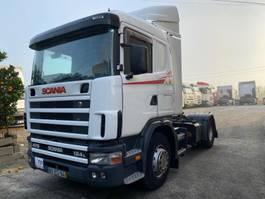 standaard trekker Scania L 2002
