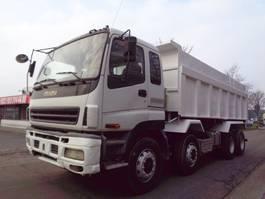 kipper vrachtwagen > 7.5 t Isuzu CYH51W 8X4 2007
