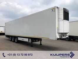 koel-vries oplegger Krone N/A // 3 axle BPW Disk / Lift Axle / Carrier Vector Reefer 2019