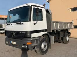 kipper vrachtwagen > 7.5 t Mercedes Benz Actros 2000