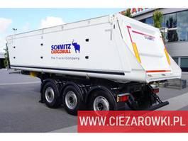 kipper oplegger Schmitz Cargobull Gotha SGF-S3 , 29m3 , lift axle , 2020 , LIKE NEW 2020