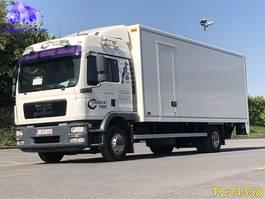 bakwagen vrachtwagen > 7.5 t MAN TGL 15.290 Euro 5 2010