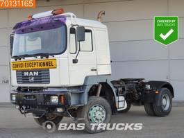 standaard trekker MAN F2000 410 4X4 4x4 Manual Big-Axle Steelsuspension Euro 2 2001