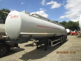 tankoplegger Trailor 40100 liters 9 compartimenten 1999