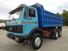 kipper vrachtwagen > 7.5 t Mercedes Benz MERCEDES BENZ 2632AK(6X4) 1985