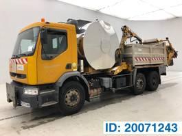 kipper vrachtwagen > 7.5 t Renault Premium 340 Asphalt Distributor Bitumen Sprayer* 2001