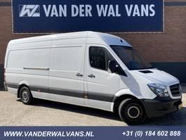 gesloten bestelwagen Mercedes Benz Sprinter 313CDI 130pk L3H2 Maxi Airco, cruisecontrol, bijrijdersbank 2016
