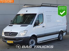 gesloten bestelwagen Mercedes Benz Sprinter 310 2.2 CDI A/C Towbar Cruise control 2010