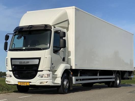 bakwagen vrachtwagen > 7.5 t DAF 16.290. EURO6. 06-2017.   950x249x255 als in NIEUWSTAAT! 2017