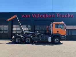 containersysteem vrachtwagen MAN TGA 28.350 6X2 - 10 TYRES - 15 TONS CONTAINER HOOKSYSTEM 2006
