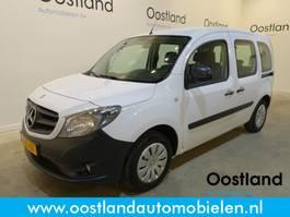 minivan - personenbus Mercedes Benz Citan 108 CDI Tourer / Airco / Schuifdeur L + R / BPM-vrij / € 8.400,- I... 2014