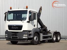 containersysteem vrachtwagen MAN TGS 28.400 6x2 - Haakarm, Hooklift, Abrolkipper 2013