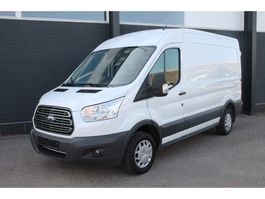 gesloten bestelwagen Ford Transit 290 2.0 TDCI L2H2 - Airco - Cruise - PDC - € 16.950,- Ex. 2018