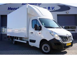 gesloten bestelwagen Renault Master T35 2.3 dCi Bakwagen | Dhollandia Laadklep | Nieuwstaat | Airco |... 2018