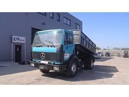 kipper vrachtwagen > 7.5 t Mercedes Benz SK 1722 (FULL STEEL / V6) 1991