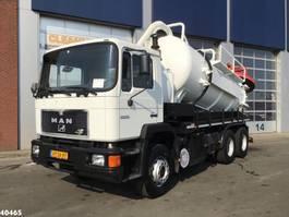 kolkenzuiger vrachtwagen MAN 26.272 DF 6x4 1992