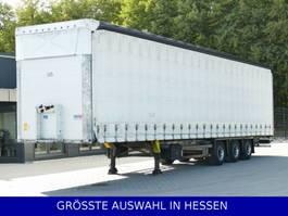 schuifzeil oplegger Schmitz Cargobull Mega Liftachse Heck Verbreiterbar €289.-mtl.Rate 2016