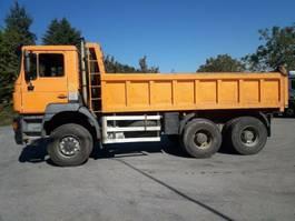 kipper vrachtwagen > 7.5 t MAN 33.473/6x6/Kipper 1996