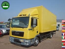bakwagen vrachtwagen > 7.5 t MAN TGL 7.150 BL Sub, 6m-Koffer,HLB 2013