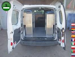 gesloten bestelwagen Mercedes Benz Citan 108 CDI lang KLIMA WERKSTATT 2014