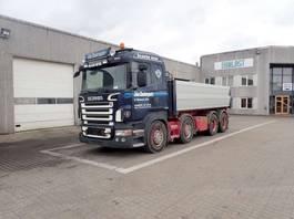 kipper vrachtwagen > 7.5 t Scania R 500 2007