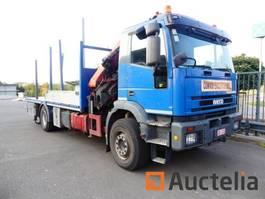 bakwagen vrachtwagen > 7.5 t Iveco 190E31H 2000