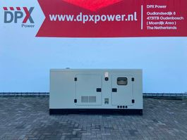 generator Ricardo 6105AZLD - 125 kVA Generator - DPX-19709 2020