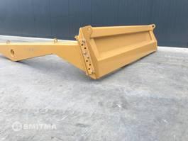 uitrusting overig Caterpillar 725C TAILGATE 2020