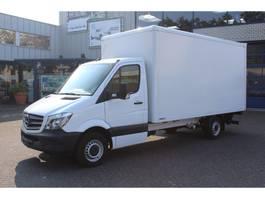 bakwagen bedrijfswagen < 7.5 t Mercedes Benz Sprinter 316 CDI L3 432 Bakwagen Laadklep 160 cm, Airco 2018
