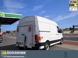 gesloten bestelwagen Volkswagen Crafter 35 2.0 TDI L3H3  met achtersluitende laadklep 2019