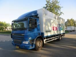 bakwagen vrachtwagen > 7.5 t DAF FA CF75-250 EURO 5 2011