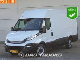gesloten bestelwagen Iveco Daily  35S16 160PK Automaat L2H2 Euro6 L3H2 16m3 A/C 2018