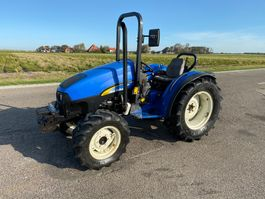 standaard tractor landbouw New Holland TCE50 2003