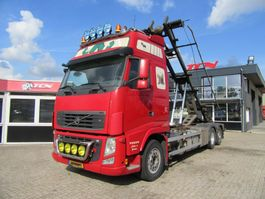 containersysteem vrachtwagen Volvo FH 540 6X2 + CONTAINER SYSTEEM 2010