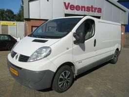 gesloten bestelwagen Renault Trafic 2.0DCI Lang 115PS Netto €4950,=