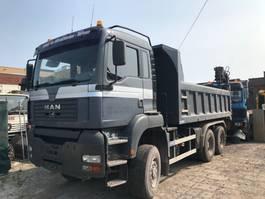 kipper vrachtwagen > 7.5 t MAN 33.410 2004