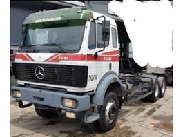 containersysteem vrachtwagen Mercedes Benz 2538 1998