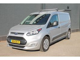 gesloten bestelwagen Ford Transit Connect 1.5 TDCI L2 101PK - Airco - Navi - Cruise € 8.950,- Ex. 2016
