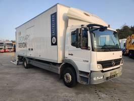 bakwagen vrachtwagen > 7.5 t Mercedes Benz 1318 Atego Möbel / Furniture / Meubles / Mobili / Meubles LIFT 2007