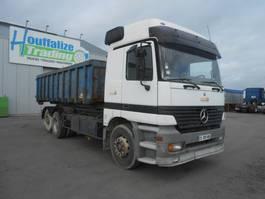 containersysteem vrachtwagen Mercedes Benz Actros 2535 - container -  6x2 1997